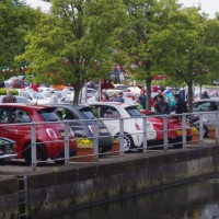 Another roaring success for Italian Motor event