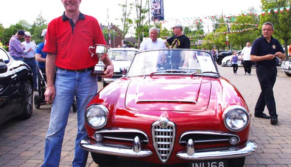 2013 Italian Show a Roaring Success