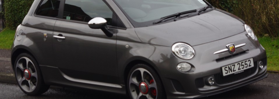 Abarth 595 Competitizione – Member's Car Review