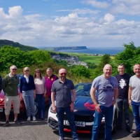 NIIMC members go for a leisurely Sunday drive!!