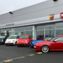 NIIMC road trip to mark new Abarth showrooms at Donnellys