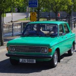 Frank Connolly's Fiat 128