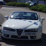 Barry Gray's Alfa Romeo Spider